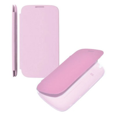 CUSTODIA ORIZZONTALE FLIP COVER per BLACKBERRY Q10 COLORE ROSA