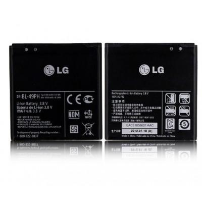 BATTERIA ORIGINALE LG BL-49PH per F120 OPTIMUS LTE TAG, F120K, F120L, F120S 1700 mAh LI-ION BULK