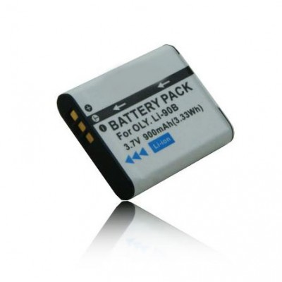 BATTERIA OLYMPUS LI-90B per FOTOCAMERA SH-50, TOUGH TG-1, TOUGH TG-2, XZ-2 1220 mAh LI-ION