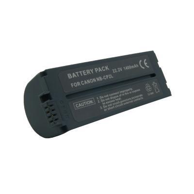BATTERIA CANON NB-CP1L per SELPHY CP500, SELPHY CP810 1400 mah LI-ION SEGUE COMPATIBILITA'..