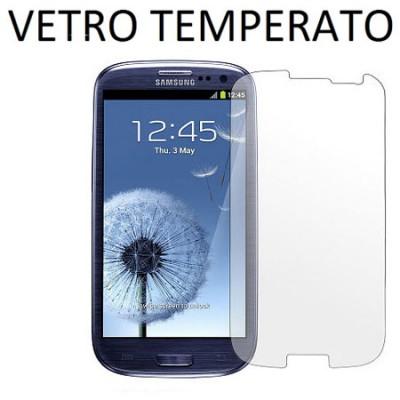 PELLICOLA PROTEGGI DISPLAY VETRO TEMPERATO 0,33mm per SAMSUNG I9300 GALAXY S3, I9305 GALAXY S3 LTE 4G