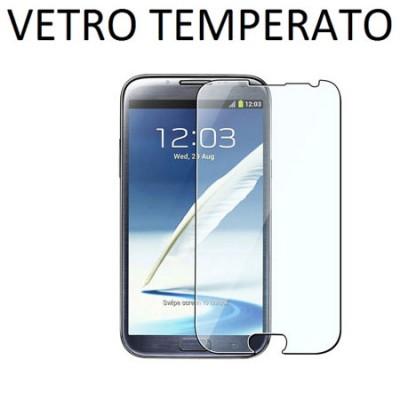 PELLICOLA PROTEGGI DISPLAY VETRO TEMPERATO 0,33mm per SAMSUNG N7100 GALAXY NOTE 2, N7105
