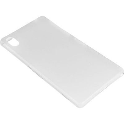 CUSTODIA BACK RIGIDA ULTRA SLIM DA 0,3mm per SONY XPERIA Z2 COLORE BIANCO