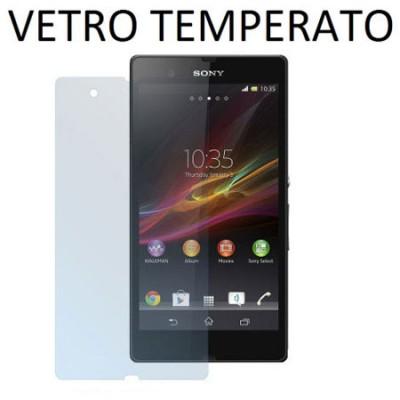 PELLICOLA PROTEGGI DISPLAY VETRO TEMPERATO 0,33mm per SONY XPERIA Z LT36I, L36H, C6603