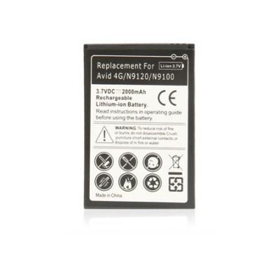 BATTERIA per ZTE AVID 4G, N9120, N9100 2000 mAh LI-ION