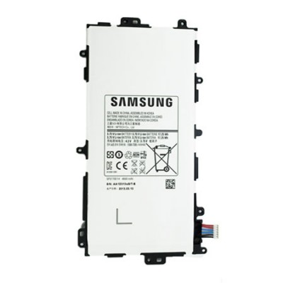 BATTERIA ORIGINALE SAMSUNG SP3770E1H per N5100 GALAXY NOTE 8.0, N5110, N5120 4600 mAh LI-ION BULK