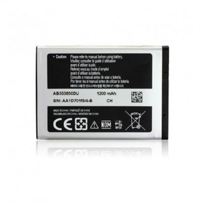 BATTERIA ORIGINALE SAMSUNG per D880 DUOS 1200 mAh LI-ION AB553850DU BULK SEGUE COMPATIBILITA'..