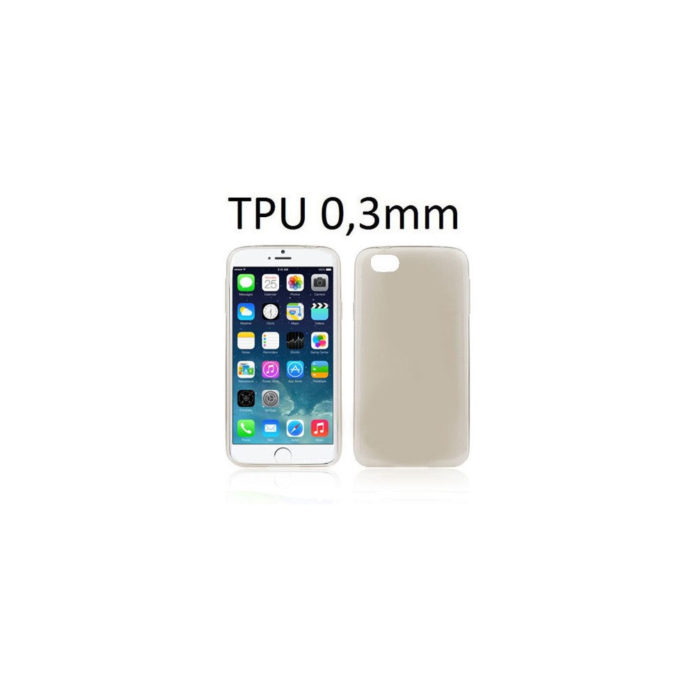 CUSTODIA GEL TPU SILICONE DOUBLE per APPLE IPHONE 6 IPHONE 6S 4.7