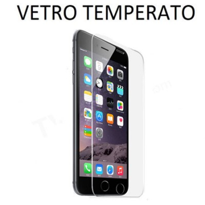 PELLICOLA PROTEGGI DISPLAY VETRO TEMPERATO 0,33mm per APPLE IPHONE 6 PLUS, IPHONE 6S PLUS 5.5' POLLICI