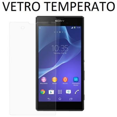 PELLICOLA PROTEGGI DISPLAY VETRO TEMPERATO 0,33mm per SONY XPERIA T3 D5102, D5103, D5106