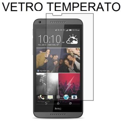 PELLICOLA PROTEGGI DISPLAY VETRO TEMPERATO 0,33mm per HTC DESIRE 820