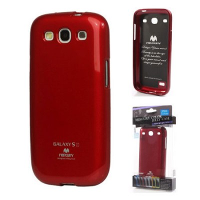 cover samsung s3 neo rosso