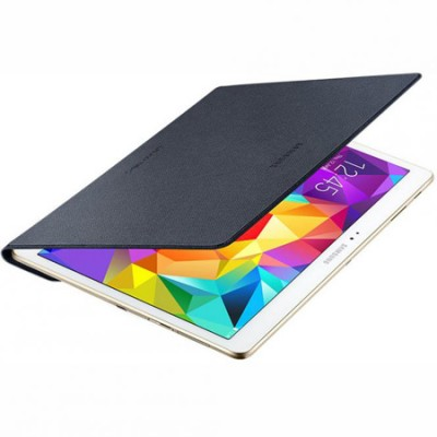 CUSTODIA SIMPLE COVER ORIGINALE SAMSUNG per GALAXY TAB S 10.5, 10.5' POLLICI COLORE NERO EF-DT800BBEGWW BLISTER