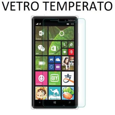 PELLICOLA PROTEGGI DISPLAY VETRO TEMPERATO 0,33mm per NOKIA LUMIA 830