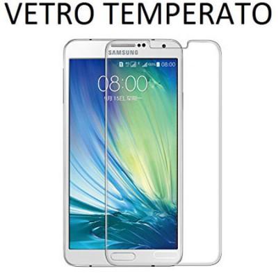 PELLICOLA PROTEGGI DISPLAY VETRO TEMPERATO 0,33mm per SAMSUNG SM-A700 GALAXY A7 (NO VERSIONE 2016)