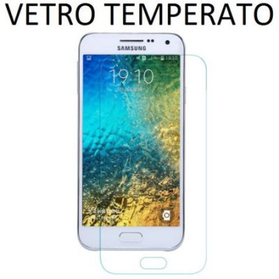 PELLICOLA PROTEGGI DISPLAY VETRO TEMPERATO 0,33mm per SAMSUNG SM-E500 GALAXY E5