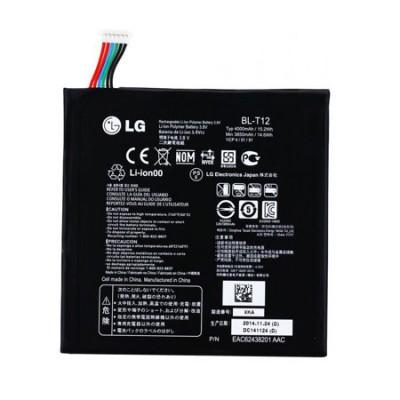 BATTERIA ORIGINALE LG BL-T12 per G PAD 7.0 V400, 7' POLLICI 4000 mAh LI-ION BULK