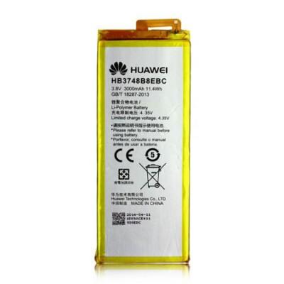BATTERIA ORIGINALE HUAWEI HB3748B8EBC per ASCEND G7 - 3000 mAh LI-ION BULK SEGUE COMPATIBILITA'...