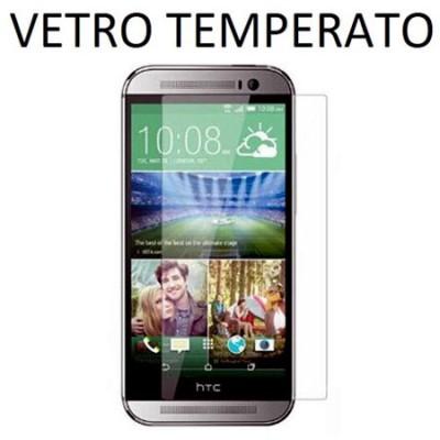 PELLICOLA PROTEGGI DISPLAY VETRO TEMPERATO 0,33mm per HTC ONE, M7