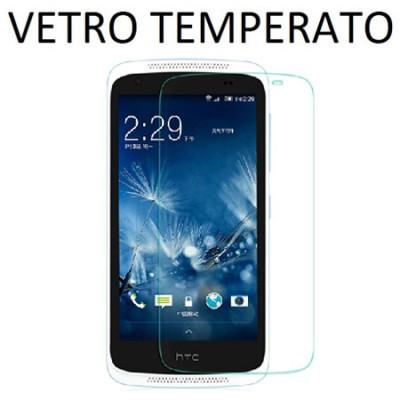 PELLICOLA per HTC DESIRE 526G DUAL SIM, DESIRE 526G+ DUAL SIM, DESIRE 526 - PROTEGGI DISPLAY VETRO TEMPERATO 0,33mm