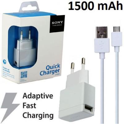TRAVEL CASA USB ETAU80EBE 1000 mAh + CAVO USB ECB DU5ABE
