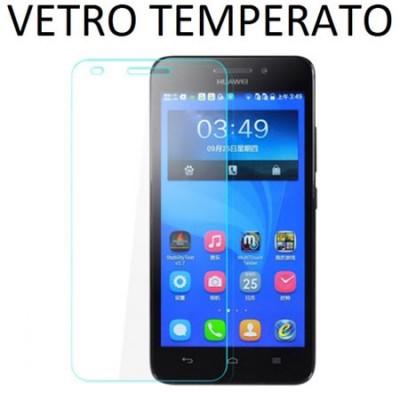 PELLICOLA PROTEGGI DISPLAY VETRO TEMPERATO 0,33mm per HUAWEI ASCEND G620s, HONOR 4 PLAY