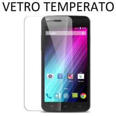 PELLICOLA PROTEGGI DISPLAY VETRO TEMPERATO 0,33mm per WIKO LENNY
