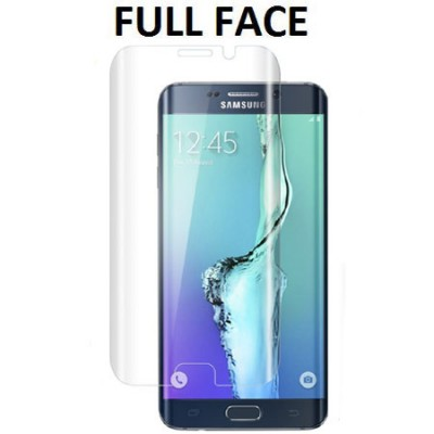 PELLICOLA PROTEGGI DISPLAY FULL FACE (COPERTURA TOTALE) per SAMSUNG SM-G928 GALAXY S6 EDGE PLUS