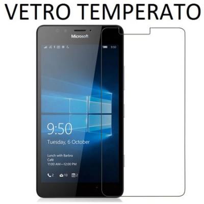 PELLICOLA PROTEGGI DISPLAY VETRO TEMPERATO 0,33mm per MICROSOFT LUMIA 950, LUMIA 950 DUAL