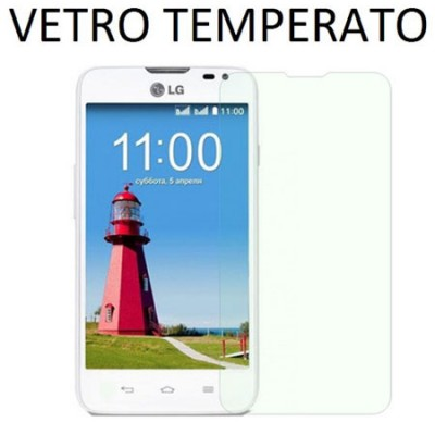 PELLICOLA PROTEGGI DISPLAY VETRO TEMPERATO 0,33mm per LG L65 D280