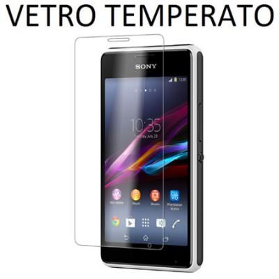 PELLICOLA PROTEGGI DISPLAY VETRO TEMPERATO 0,33mm per SONY XPERIA E1 D2004, D2005
