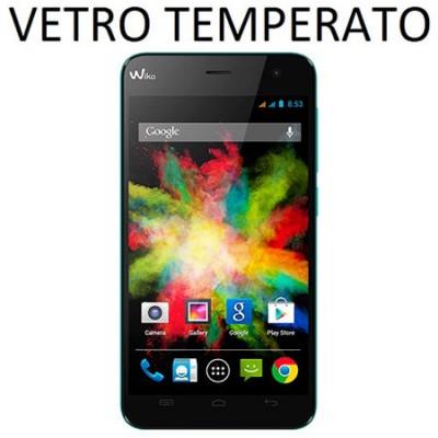 PELLICOLA PROTEGGI DISPLAY VETRO TEMPERATO 0,33mm per WIKO BLOOM
