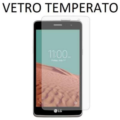 PELLICOLA PROTEGGI DISPLAY VETRO TEMPERATO 0,33mm per LG BELLO 2, X150