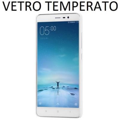 PELLICOLA PROTEGGI DISPLAY VETRO TEMPERATO 0,33mm per XIAOMI REDMI NOTE 3, REDMI NOTE 3 PRO