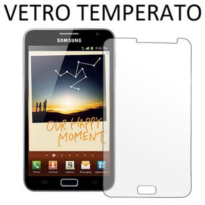 PELLICOLA PROTEGGI DISPLAY VETRO TEMPERATO 0,33mm per SAMSUNG N7000 GALAXY NOTE, I9220