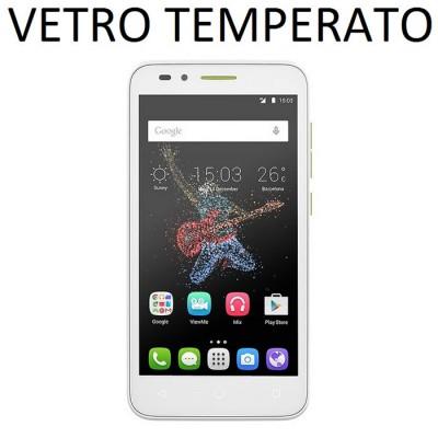 PELLICOLA PROTEGGI DISPLAY VETRO TEMPERATO per ALCATEL ONE TOUCH GO PLAY, 7048X