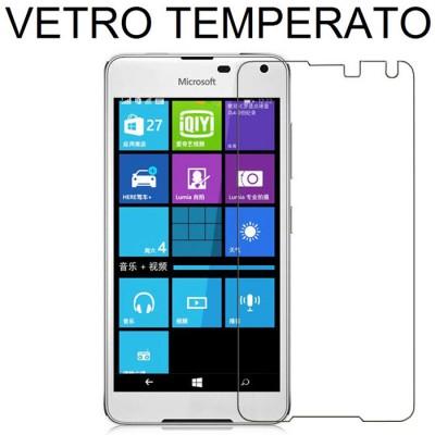 PELLICOLA PROTEGGI DISPLAY VETRO TEMPERATO 0,33mm per MICROSOFT LUMIA 850