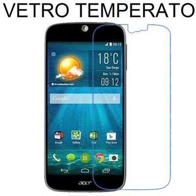PELLICOLA PROTEGGI DISPLAY VETRO TEMPERATO 0,33mm per ACER LIQUID Z530, LIQUID 530S