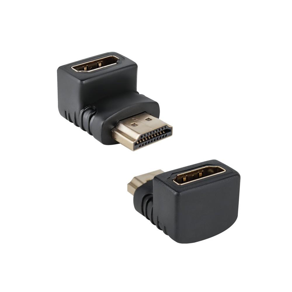 Vultech SN30124 Adattatore Video HDMI to Mini HDMI Nero