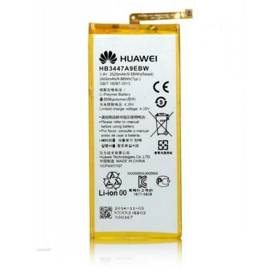 BATTERIA ORIGINALE HUAWEI HB3447A9EBW per ASCEND P8 - 2520 mAh LI-ION BULK