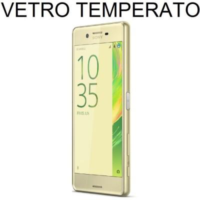 PELLICOLA PROTEGGI DISPLAY VETRO TEMPERATO 0,3mm per SONY XPERIA X, F5121 XPERIA X DUAL F5122