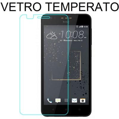 PELLICOLA PROTEGGI DISPLAY VETRO TEMPERATO 0,33mm per HTC DESIRE 825