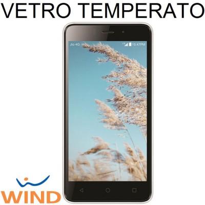 PELLICOLA per TIM SMART, WIND SMART, VODAFONE SMART TURBO 7 (VFD500), ALCATEL OT-5045X, OT-5010D - VETRO TEMPERATO 0,33mm