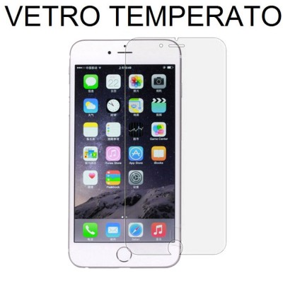 PELLICOLA PROTEGGI DISPLAY VETRO TEMPERATO 0,33mm per APPLE IPHONE 7, IPHONE 8