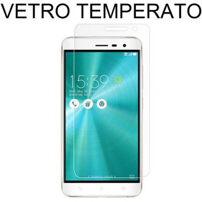 PELLICOLA PROTEGGI DISPLAY VETRO TEMPERATO 0,33mm per ASUS ZENFONE 3, ZE552KL, 5.5' POLLICI