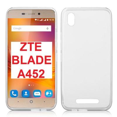 ZTE - Custodia Flip Orizzontale Per Zte Blade A452 Con Chiusura