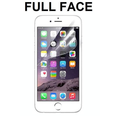 PELLICOLA PROTEGGI DISPLAY FULL FACE (COPERTURA TOTALE) per APPLE IPHONE 6, IPHONE 6S 4.7' POLLICI