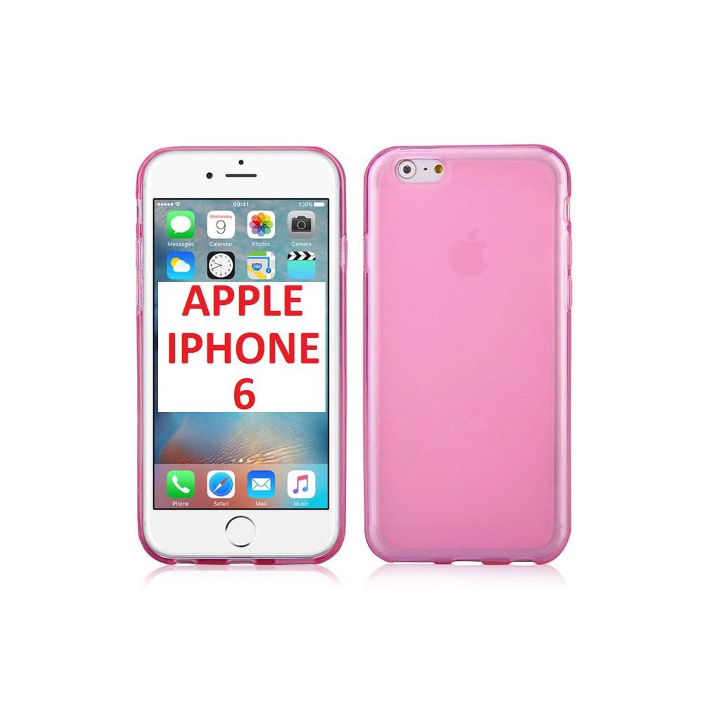 CUSTODIA TPU SILICONE per APPLE IPHONE 6 IPHONE 6S 4.7' POLLICI
