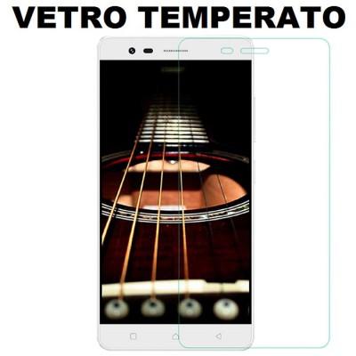 PELLICOLA PROTEGGI DISPLAY VETRO TEMPERATO 0,33mm per LENOVO VIBE K5 NOTE, K5 NOTE PRO