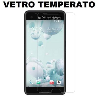 PELLICOLA per HTC U ULTRA - PROTEGGI DISPLAY VETRO TEMPERATO 0,33mm